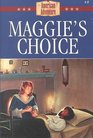 Maggie's Choice (American Adventure, Bk 8)