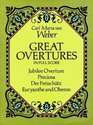 Great Overtures in Full Score