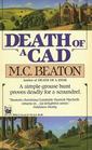 Death of a Cad (Hamish MacBeth, Bk 2)