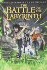 Percy Jackson and the Olympians The Battle of the Labyrinth The Graphic Novel
