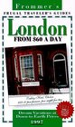 Frommer's London from 60 a Day