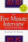 The FiveMinute Interview 2nd Edition