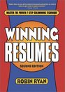 Winning Resumes 2nd Edition