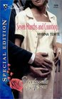 Seven Months and Counting...(Stockwells of Texas, Bk 2) (Silhouette Special Edition, No 1375)
