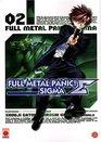 Full Metal Panic Sigma Tome 2