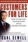 Customers For Life How To Turn That One-Time Buyer Into a Lifetime Customer