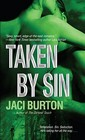 Taken by Sin (Demon Hunters, Bk 4)