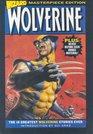 Wizard Wolverine Masterpiece Edition Volume 1