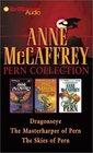 Anne McCaffrey Pern Collection : Dragonseye, The Masterharper of Pern,  The Skies of Pern (Dragonriders of Pern)