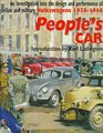 People's Car A Facsimile of BIOS Final Report No 998 Investigation into the Design and Performance of the Volkswagen or German People's Car