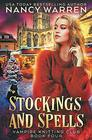Stockings and Spells A paranormal cozy mystery