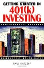 Getting Started in 401  Investing Comprehensive Coverage
