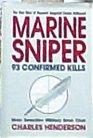 Marine Sniper 93 Confirmed Kills  The True Story of Gunnery Sergeant Carlos Hathcock