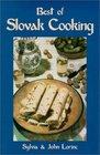 The Best of Slovak Cooking (New Hippocrene Original Cookbooks)