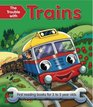 The Trouble With Trains First reading books for 3 to 5 year olds