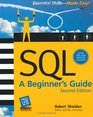 SQL A Beginner's Guide Second Edition