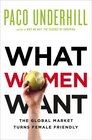 What Women Want The Global Marketplace Turns Female Friendly