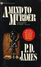 A Mind to Murder (Adam Dalgliesh, Bk 2)