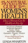 The Natural Guide to Women's Health
