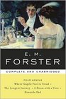 E.M. Forster: Four Novels (Library of Essential Writers Series)