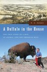 A Buffalo in the House The True Story About a Man an Animal and the American West