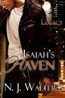 Isaiah's Haven (Legacy, Bk 2)