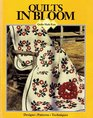 Quilts in Bloom (Quilts Made Easy)