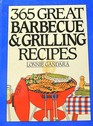 365 Great Barbecue  Grilling Recipes