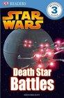DK READERS L3 Star Wars Death Star Battles HC