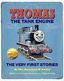 Thomas the Tank Engine The Very First Stories