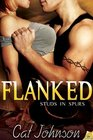 Flanked (Studs in Spurs, Bk 5)