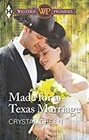 Made for aTexas Marriage