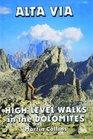 Alta Via  High Level Walks in the Dolomites