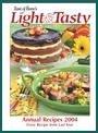 Light & Tasty Annual Recipes 2004 (Taste of Home)