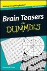 Brain Teasers for Dummies Pocket Edition