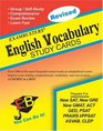 Ace's Exambusters English Vocabulary Study Cards (Exambusters)