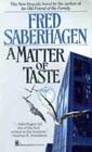 A Matter of Taste (Dracula, Bk 6)