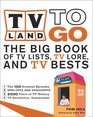 TV Land To Go  The Big Books of TV Lists TV Lore and TV Bests