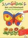 Mal- und Rtselspa fr den Kindergarten Block 1