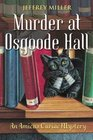 Murder at Osgoode Hall: An Amicus Curiae Mystery (Amicus Curiae Mystery series)