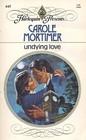Undying Love (Harlequin Presents, No 645)