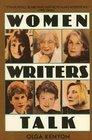 Women Writers Talk