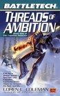 Classic Battletech Threads of Ambition