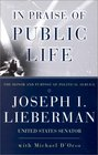 In Praise of Public Life The Honor and Purpose of Political Science