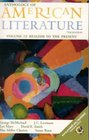 Anthology of American Literature, Volume II: Realism to the Present (7th Edition) (Anthology American Literature)