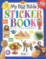 My Big Bible Sticker Book Old Testament