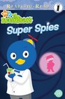 Super Spies (Backyardigans Ready-to-Read)