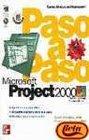 Microsoft Project 2000  Paso a Paso
