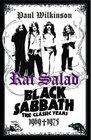 Rat Salad Black Sabbath The Classic Years 1969-1975