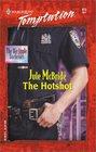 The Hotshot (Big Apple Bachelors, Bk 1) (Harlequin Temptation, No 875)
